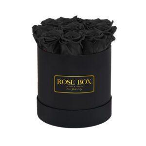 small black velvet black