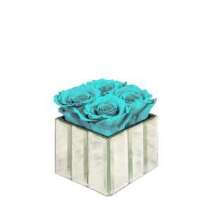 modern mini turquoise